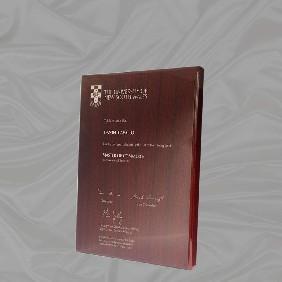 Appreciation Plaques TLPLQ12-WN3 - Trophy Land