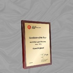 Appreciation Plaques TLPLQ5-WG4 - Trophy Land