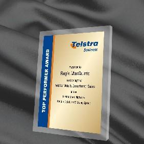 Appreciation Plaques TLPLQ6-G5 - Trophy Land