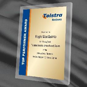 Appreciation Plaques TLPLQ6-G6 - Trophy Land