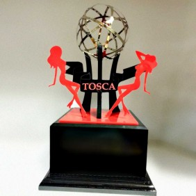 Custom Awards Gallery Tosca Trophy - Trophy Land