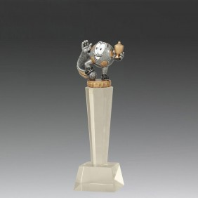Soccer Trophy UC04A - Trophy Land