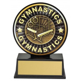 Gymnastics Trophy VB14 - Trophy Land