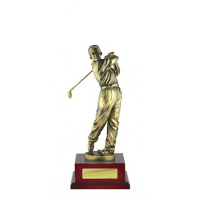 Golf Trophy W16-4501 - Trophy Land