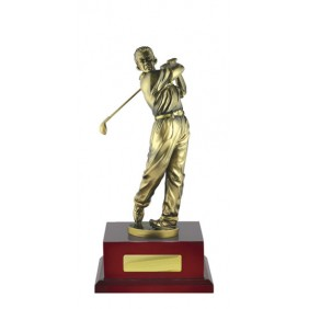 Golf Trophy W16-4502 - Trophy Land