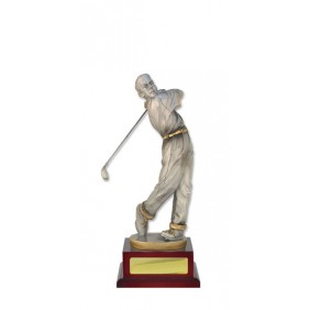 Golf Trophy W16-4507 - Trophy Land