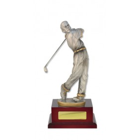 Golf Trophy W16-4508 - Trophy Land
