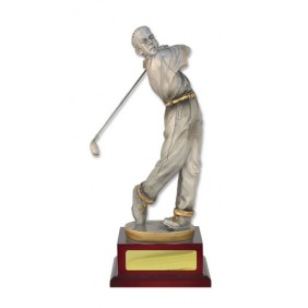 Golf Trophy W16-4509 - Trophy Land