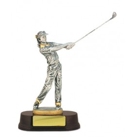 Golf Trophy W16-4601 - Trophy Land