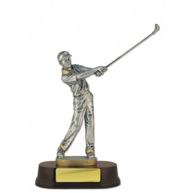 Golf Trophy W16-4602 - Trophy Land