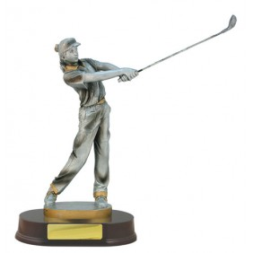 Golf Trophy W16-4603 - Trophy Land