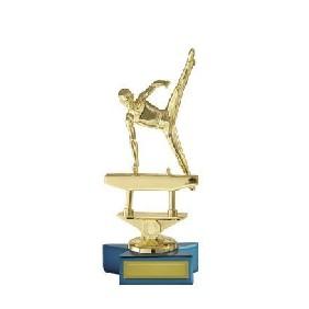 Gymnastics Trophy W16-4812 - Trophy Land