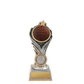 Basketball Trophy W18-2601 - Trophy Land
