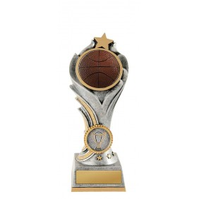 Basketball Trophy W18-2602 - Trophy Land
