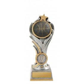 Basketball Trophy W18-2608 - Trophy Land