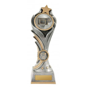 Basketball Trophy W18-2612 - Trophy Land