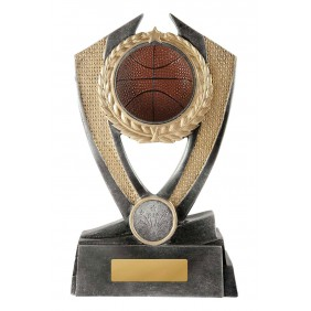 Basketball Trophy W18-2615 - Trophy Land