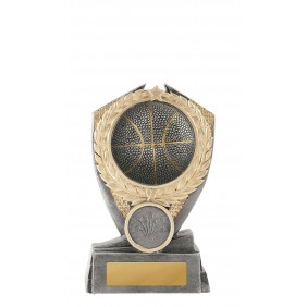Basketball Trophy W18-2619 - Trophy Land