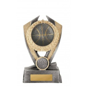 Basketball Trophy W18-2620 - Trophy Land