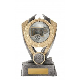 Basketball Trophy W18-2623 - Trophy Land