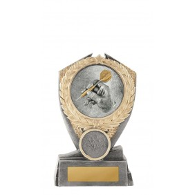 Darts Trophy W18-3123 - Trophy Land