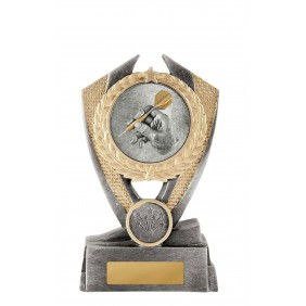 Darts Trophy W18-3124 - Trophy Land