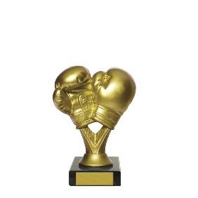 Boxing Trophy W18-3317 - Trophy Land