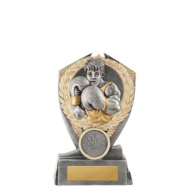 Boxing Trophy W18-3410 - Trophy Land