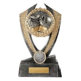 Boxing Trophy W18-3415 - Trophy Land