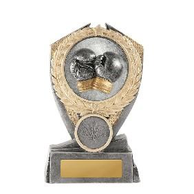 Boxing Trophy W18-3416 - Trophy Land