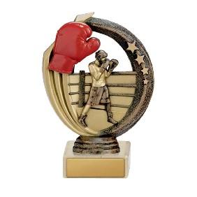Boxing Trophy W18-3419 - Trophy Land