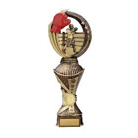 Boxing Trophy W18-3428 - Trophy Land