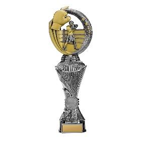 Boxing Trophy W18-3434 - Trophy Land
