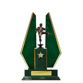Martial Arts Trophy W18-3504 - Trophy Land