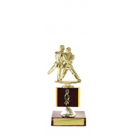 Martial Arts Trophy W18-3511 - Trophy Land