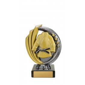 Martial Arts Trophy W18-3615 - Trophy Land