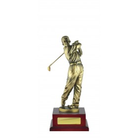 Golf Trophy W18-4201 - Trophy Land