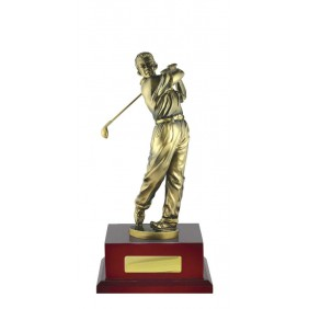 Golf Trophy W18-4202 - Trophy Land