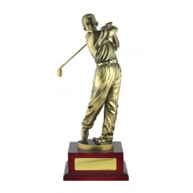 Golf Trophy W18-4203 - Trophy Land