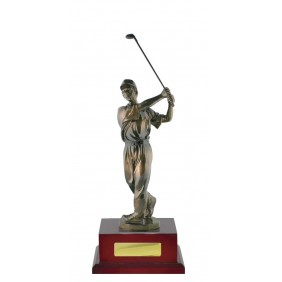 Golf Trophy W18-4205 - Trophy Land