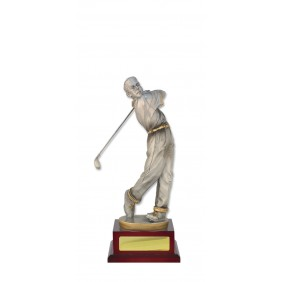 Golf Trophy W18-4207 - Trophy Land