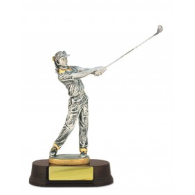Golf Trophy W18-4210 - Trophy Land