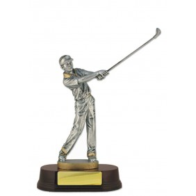 Golf Trophy W18-4211 - Trophy Land