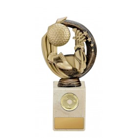 Golf Trophy W18-4503 - Trophy Land