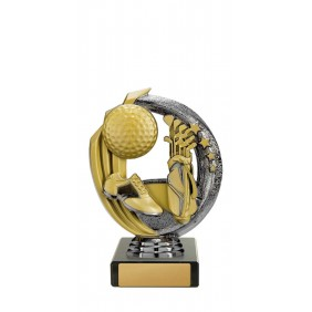 Golf Trophy W18-4505 - Trophy Land