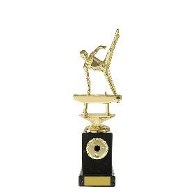 Gymnastics Trophy W18-5035 - Trophy Land