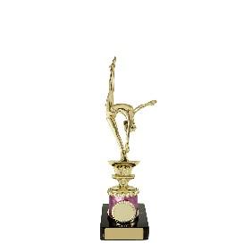 Gymnastics Trophy W18-5040 - Trophy Land