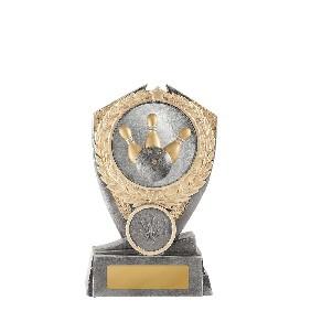 Ten Pin Bowling Trophy W18-6303 - Trophy Land