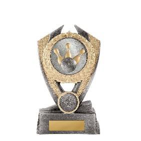 Ten Pin Bowling Trophy W18-6304 - Trophy Land