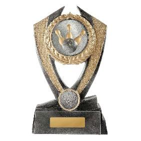 Ten Pin Bowling Trophy W18-6305 - Trophy Land